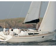 Sailing yacht Sun Odyssey 36i for rent in ACI Dubrovnik Marina