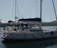 Segelyacht Sun Odyssey 36i Yachtcharter in Marina Porto Colom