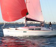 Sailing boat Sun Odyssey 36i for charter in Marina Dalmacija