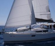 Sail boat Sun Odyssey 36i available for charter in San Vincenzo