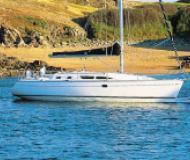 Sun Odyssey 37 Segelyacht Charter Sidney