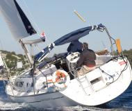 Sailing yacht Sun Odyssey 37 for rent in ACI Marina Vodice