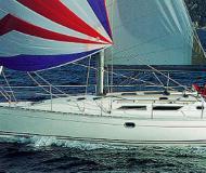 Yacht Sun Odyssey 37 chartern in Marina di Scarlino
