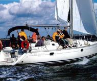 Sun Odyssey 37.1 Segelyacht Charter Poros