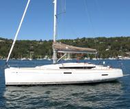Segelyacht Sun Odyssey 389 Yachtcharter in Marina Buchtshore Landing