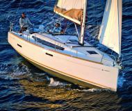 Segelboot Sun Odyssey 389 Yachtcharter in Nieuwpoort