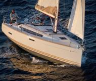 Yacht Sun Odyssey 389 available for charter in Annapolis