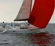 Sailing boat Sun Odyssey 39i for rent in Real Club Nautico de Vigo