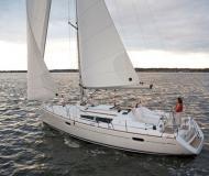 Segelyacht Sun Odyssey 39i Yachtcharter in Nettuno