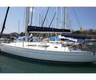 Sailing yacht Sun Odyssey 40 for hire in Yacht Haven Marina Phuket