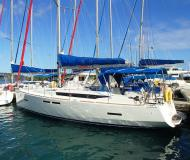 Yacht Sun Odyssey 409 for rent in Road Town