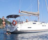 Segelboot Sun Odyssey 409 Yachtcharter in Koh Chang Marina Resort