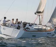 Yacht Sun Odyssey 409 available for charter in Warwick