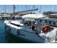 Sail boat Sun Odyssey 409 available for charter in Gouvia