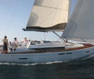 Sail boat Sun Odyssey 409 for charter in Palm Cay Marina