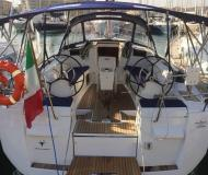 Sailing boat Sun Odyssey 409 available for charter in Trapani