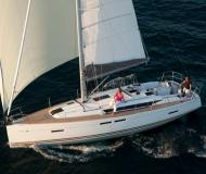 Sailing yacht Sun Odyssey 409 for rent in Palm Cay Marina