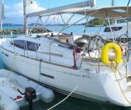Yacht Sun Odyssey 41 Yachtcharter in Road Town