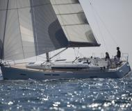 Sailing yacht Sun Odyssey 419 available for charter in Finikas