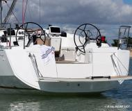 Sailing boat Sun Odyssey 419 for charter in Palamos