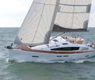 Sail boat Sun Odyssey 41 DS available for charter in Annapolis