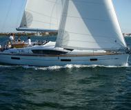 Yacht Sun Odyssey 42 DS for charter in Finikas Marina