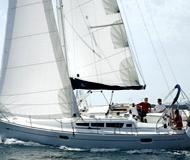 Sun Odyssey 42i Segelyacht Charter Neapel