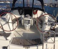 Sailing boat Sun Odyssey 42i available for charter in Gouvia Marina
