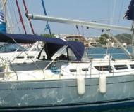 Segelyacht Sun Odyssey 43 chartern in Lavrio
