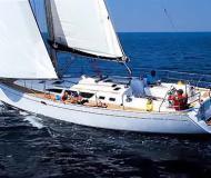 Yacht Sun Odyssey 43 - Sailboat Charter Santo Stefano al Mare