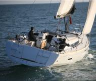 Segelyacht Sun Odyssey 439 Yachtcharter in Ece Saray Marina