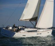 Yacht Sun Odyssey 439 available for charter in Puerto Deportivo Radazul