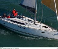 Yacht Sun Odyssey 439 for hire in Bodrum