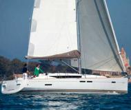 Sailing boat Sun Odyssey 439 available for charter in Furnari