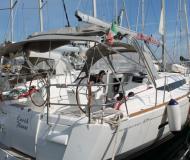Yacht Sun Odyssey 439 Yachtcharter in Trapani