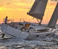 Sailing yacht Sun Odyssey 44 for hire in Port Annapolis Marina