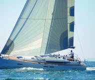 Segelboot Sun Odyssey 449 chartern in Sant Antoni de Portmany