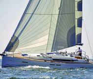 Yacht Sun Odyssey 449 Yachtcharter in Yachthafen Breege