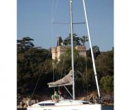 Sailing boat Sun Odyssey 449 available for charter in Nettuno