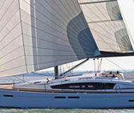 Sailing boat Sun Odyssey 44 DS for rent in Saint Petersburg