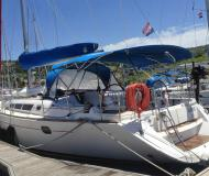 Yacht Sun Odyssey 44i available for charter in Primosten