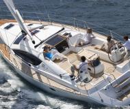 Segelyacht Sun Odyssey 44i Yachtcharter in Punda Marina
