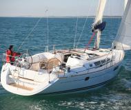 Segelyacht Sun Odyssey 44i Yachtcharter in Nieuwpoort