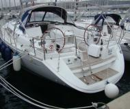 Sailing boat Sun Odyssey 44i for rent in Marina Dalmacija