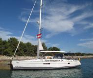 Yacht Sun Odyssey 44i for rent in ACI Marina Trogir
