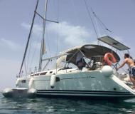Segelyacht Sun Odyssey 44i Yachtcharter in Lefkas