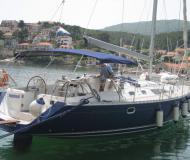 Segelyacht Sun Odyssey 45 chartern in Marina Spinut