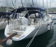 Yacht Sun Odyssey 45 chartern in Marina Seget Donji