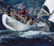 Yacht Sun Odyssey 45 - Sailboat Charter Syracuse