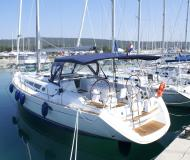 Sailing yacht Sun Odyssey 45 for hire in Marina Dalmacija